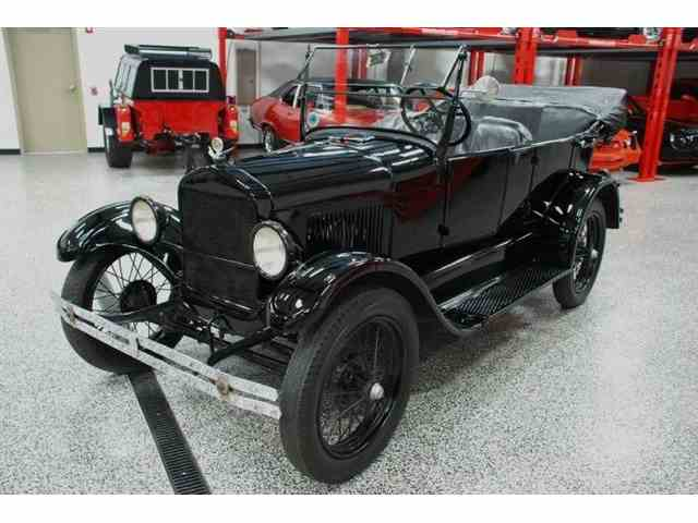 Picture of Classic 1926 Model T located in Plainfield Illinois - $17,900.00 - N2SG