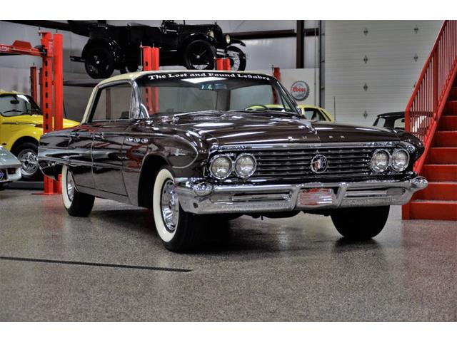 Picture of '61 LeSabre - N2SJ