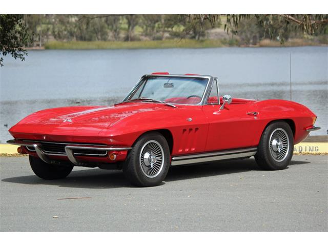Picture of Classic 1965 Corvette located in san diego California - $69,000.00 Offered by  - N2SR