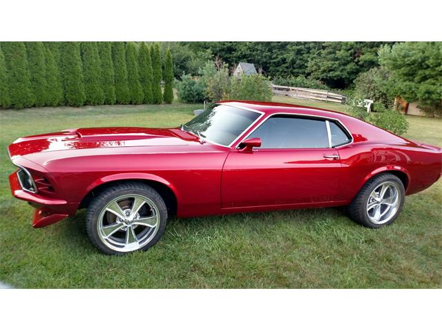 Picture of '70 Mustang - N2T5