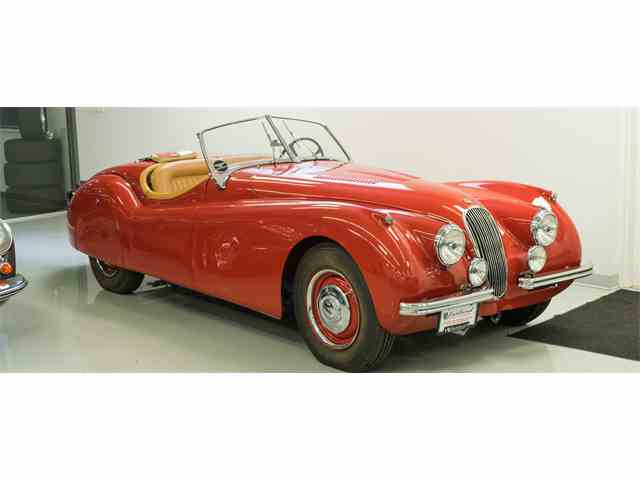 Picture of Classic 1954 Jaguar XK120 - $110,000.00 Offered by Farland Classic Restoration - N2TB