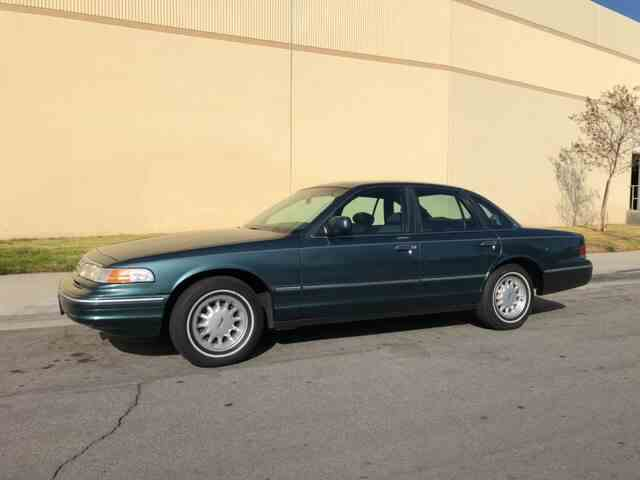 Picture of 1996 Ford Crown Victoria Auction Vehicle Offered by  - MY4Y