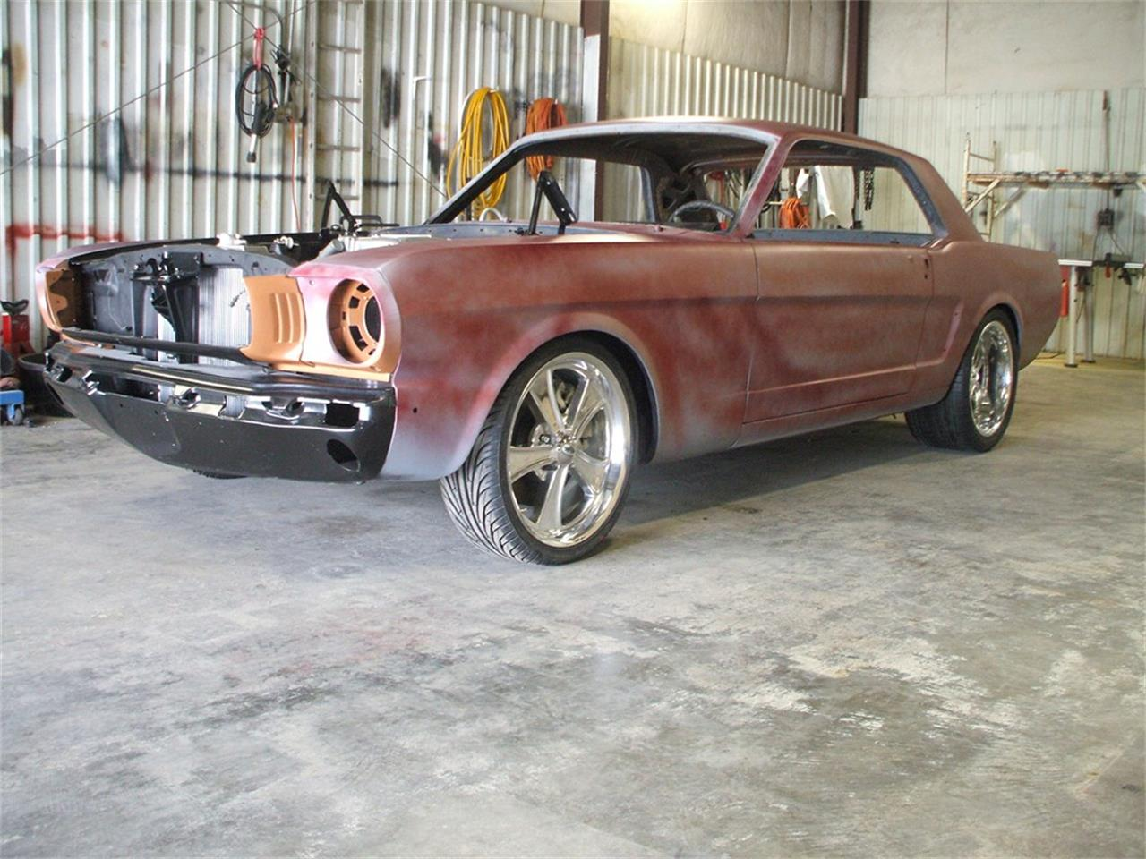 Large Picture of 1966 Mustang located in Holts Summit Missouri - $28,000.00 Offered by a Private Seller - N2TG