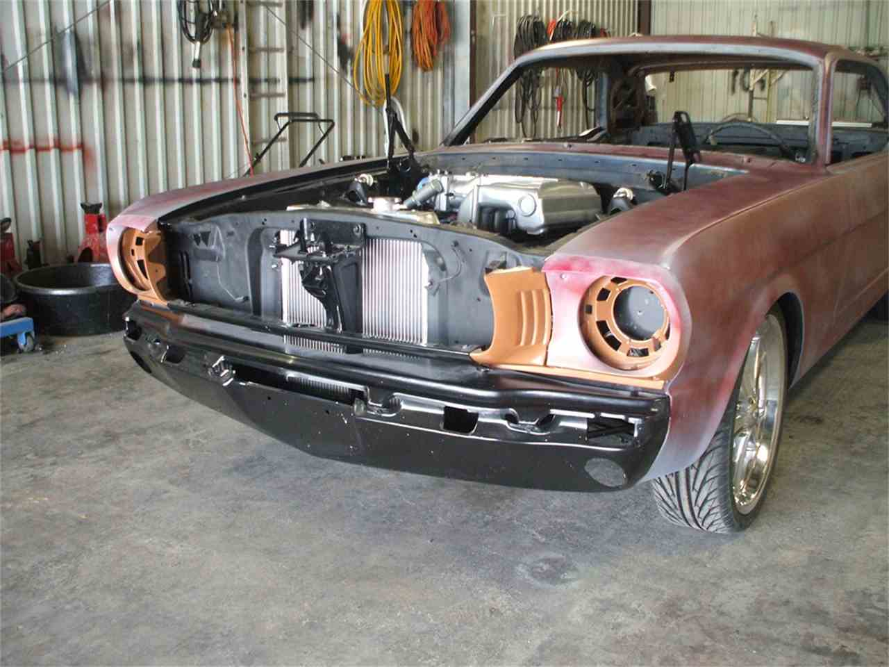 Large Picture of '66 Mustang - N2TG