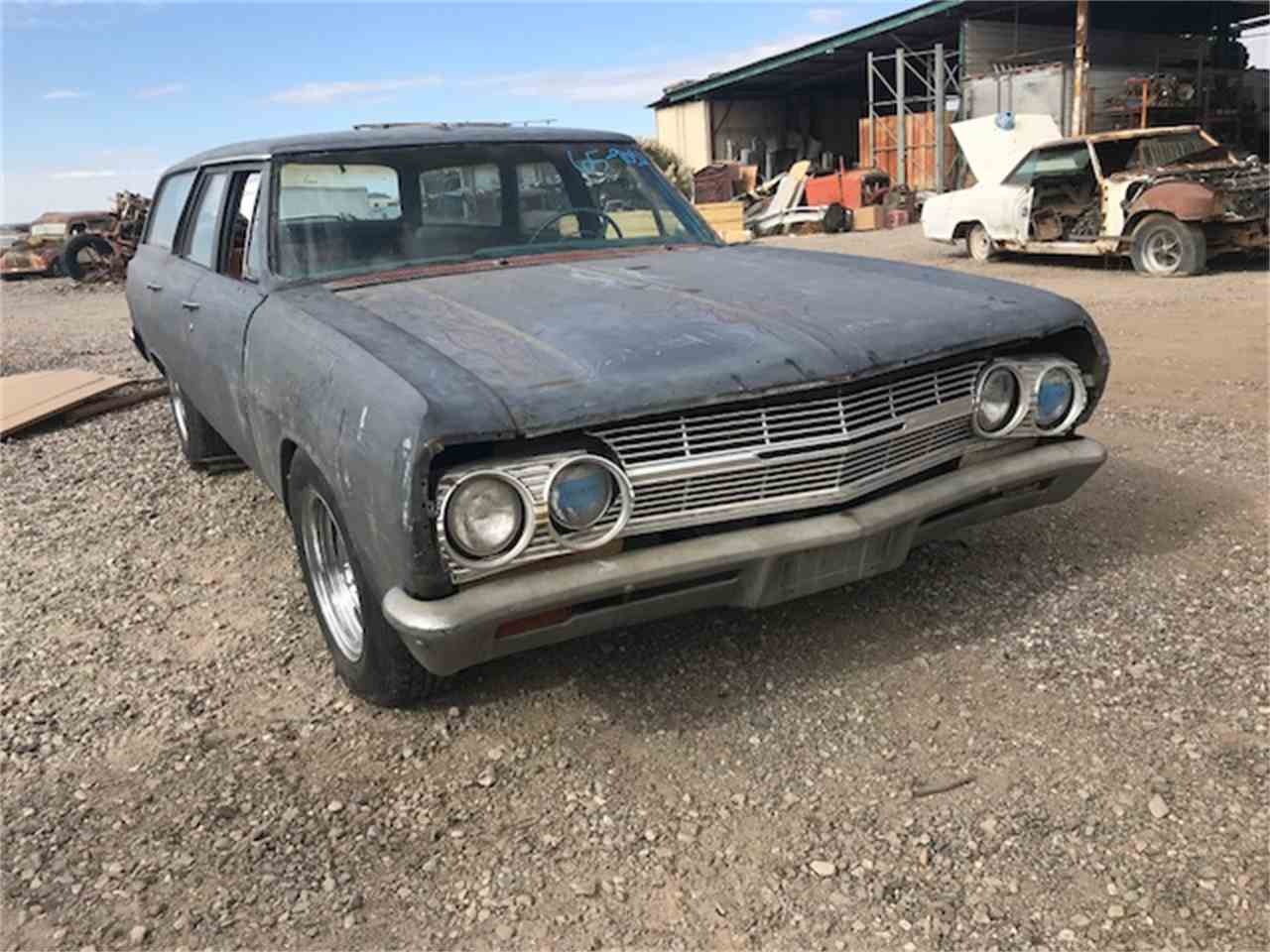 1965 Chevrolet Malibu for Sale | ClassicCars.com | CC-1076744
