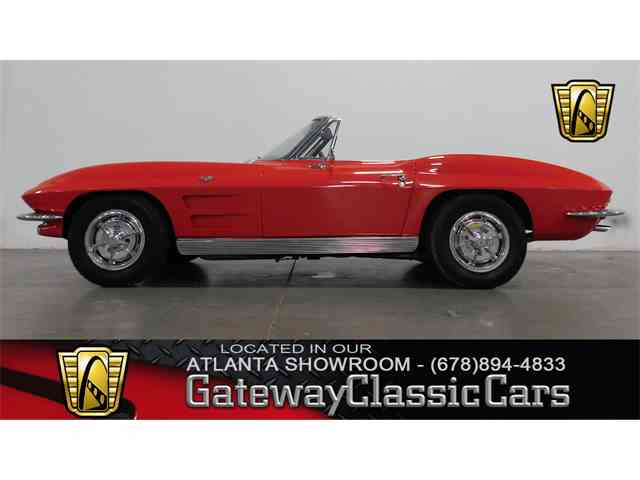 Picture of 1963 Chevrolet Corvette located in Georgia - $63,000.00 Offered by Gateway Classic Cars - Atlanta - N2U4