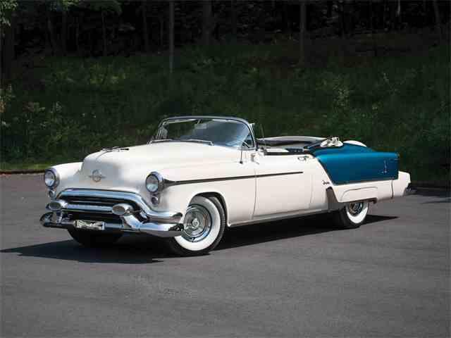 Picture of '53 Ninety-Eight Fiesta - N2UJ