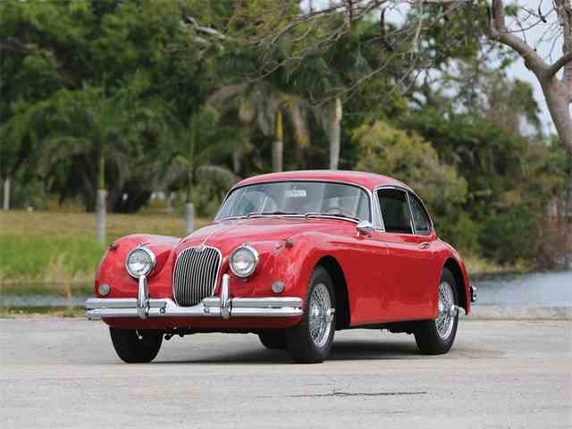 Picture of '61 XK 150 S 3.8 Fixed Head Coupe - N2UK