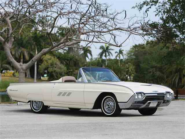 Picture of '63 Thunderbird - N2UQ