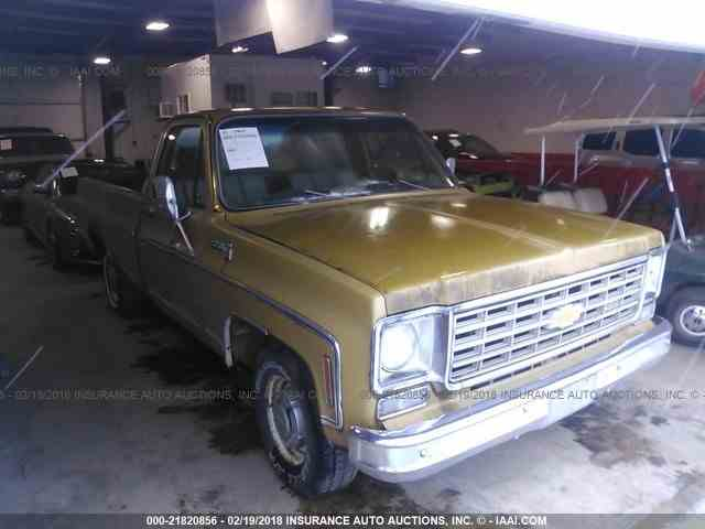 Picture of '75 Pickup - N2UV