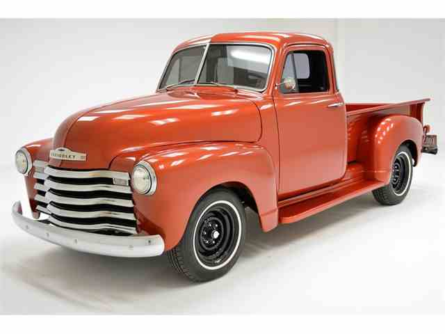 Picture of Classic 1953 Pickup located in Morgantown Pennsylvania - $28,900.00 - N2V0