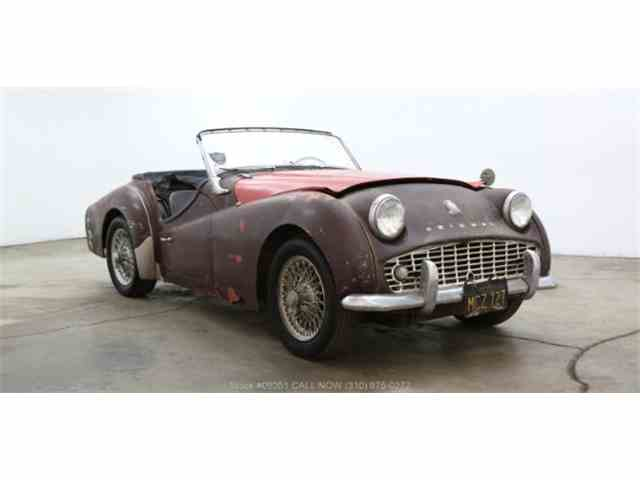 Picture of '59 TR3 - N2VG