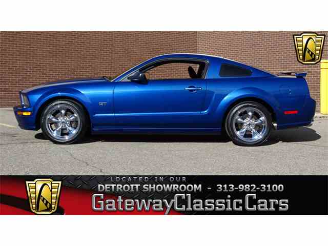 Picture of '07 Mustang - N2VH