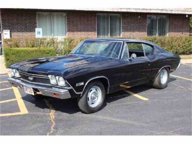 Picture of Classic '68 Chevelle located in Illinois - $34,900.00 Offered by North Shore Classics - N2VL