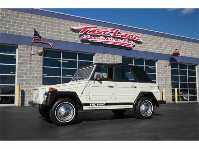 Picture of '73 Volkswagen Thing located in St. Charles Missouri - $22,995.00 Offered by  - N2VQ