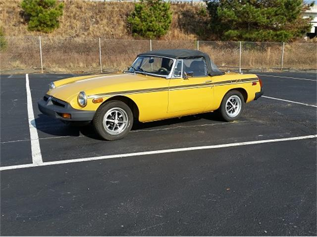 Picture of '76 MGB - MY57
