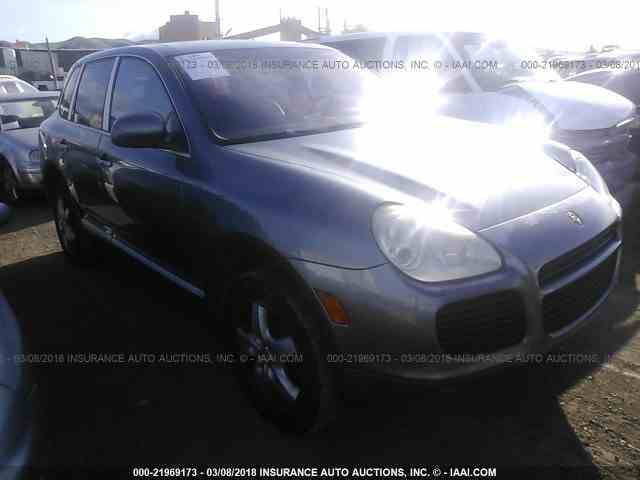 Picture of '04 Cayenne - N2W9