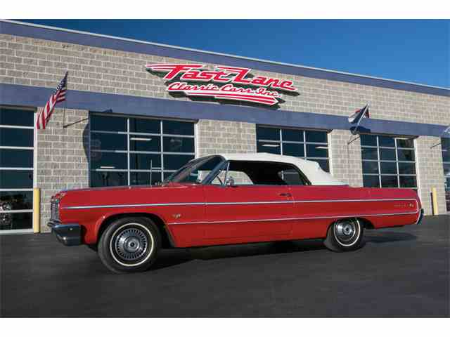 Picture of '64 Chevrolet Impala located in Missouri Offered by Fast Lane Classic Cars Inc. - N2WA