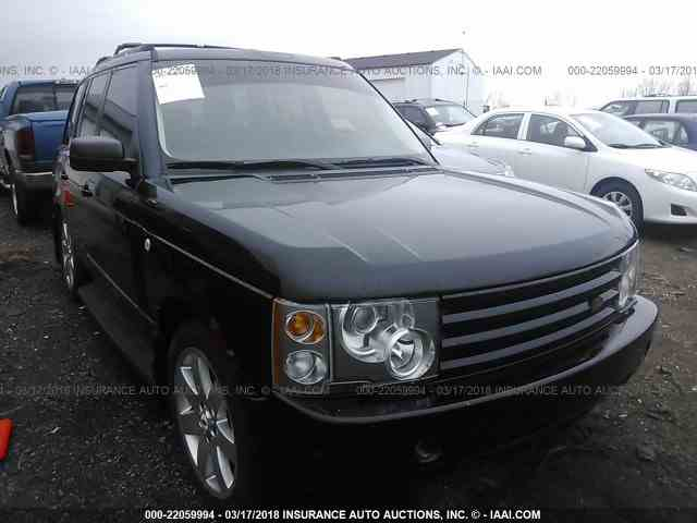 Picture of '05 Range Rover - N2WB