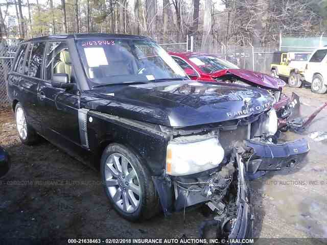 Picture of '06 Range Rover - N2WC