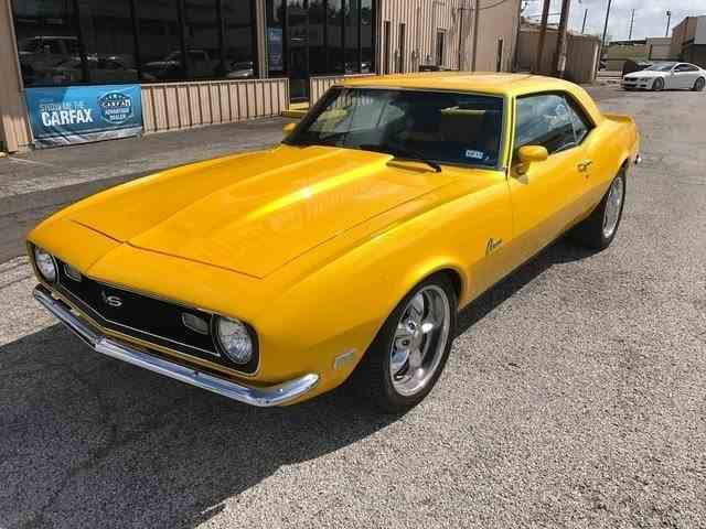 Picture of Classic '68 Chevrolet Camaro SS located in San Antonio Texas Auction Vehicle - N2WD