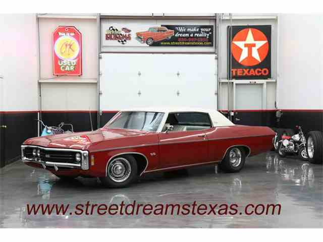 Picture of '69 Impala - $39,500.00 Offered by Street Dreams Texas - MY59