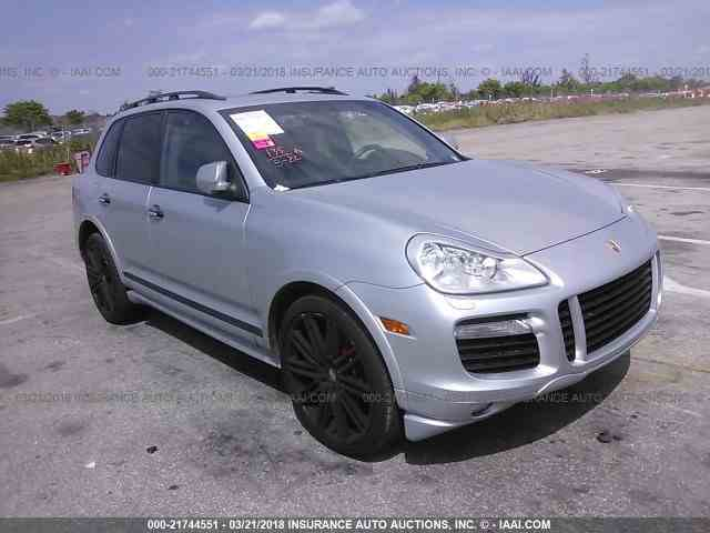 Picture of '08 Cayenne - N2WJ