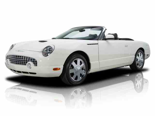 Picture of 2002 Ford Thunderbird - $33,900.00 Offered by  - N2WK