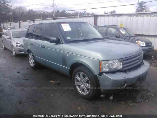 Picture of '08 Range Rover - N2WL