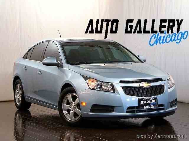 Picture of '12 Cruze - N2WR