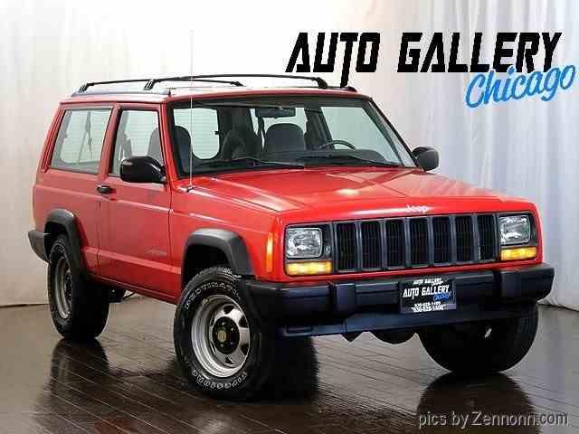 Picture of '98 Cherokee - N2WU