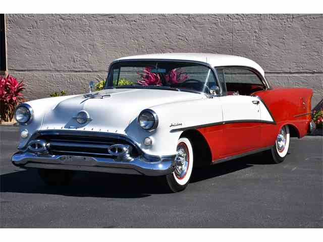 Picture of Classic '54 Oldsmobile 98 Auction Vehicle - N2WX
