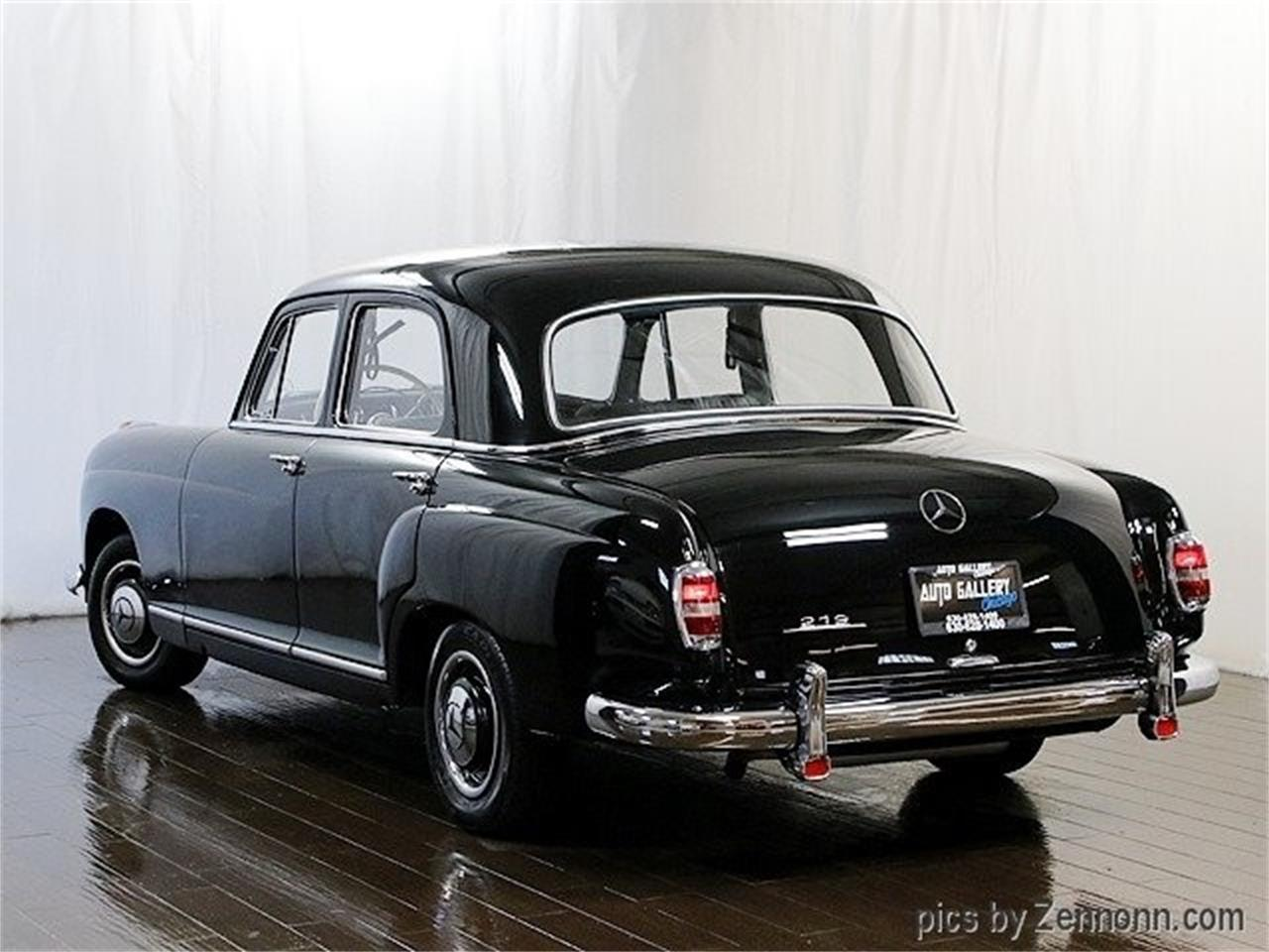 Large Picture of Classic '58 Mercedes-Benz 170D Offered by Auto Gallery Chicago - N2WY