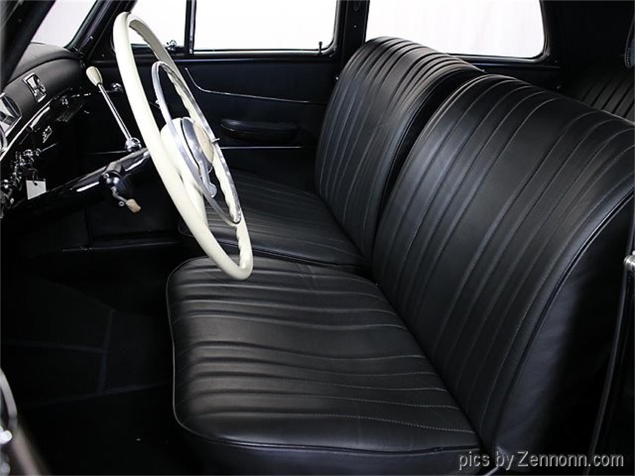 Large Picture of '58 Mercedes-Benz 170D located in Illinois Offered by Auto Gallery Chicago - N2WY