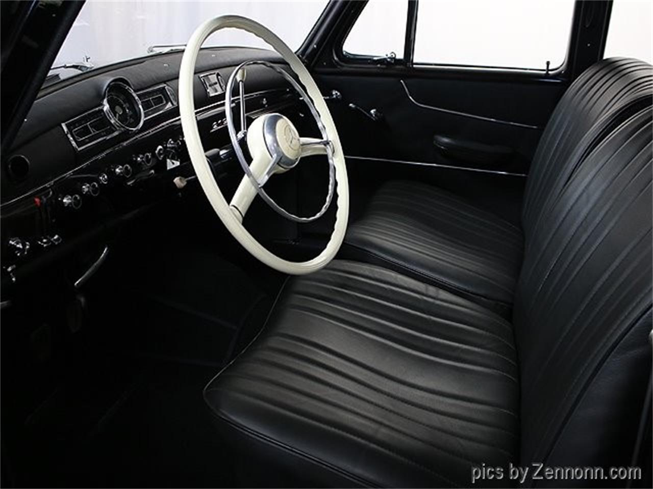 Large Picture of 1958 Mercedes-Benz 170D located in Addison Illinois - N2WY