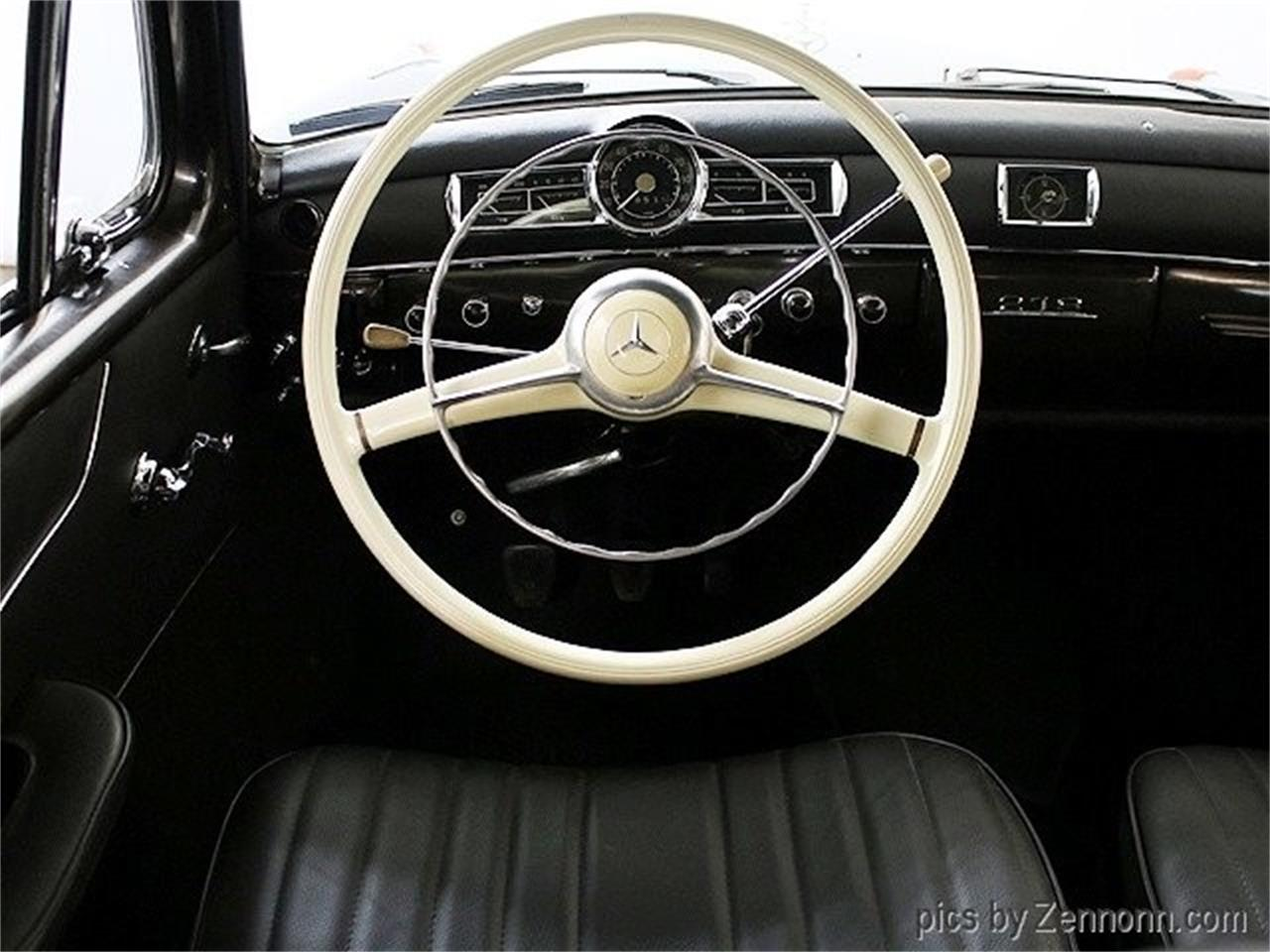 Large Picture of Classic 1958 Mercedes-Benz 170D - $29,990.00 Offered by Auto Gallery Chicago - N2WY