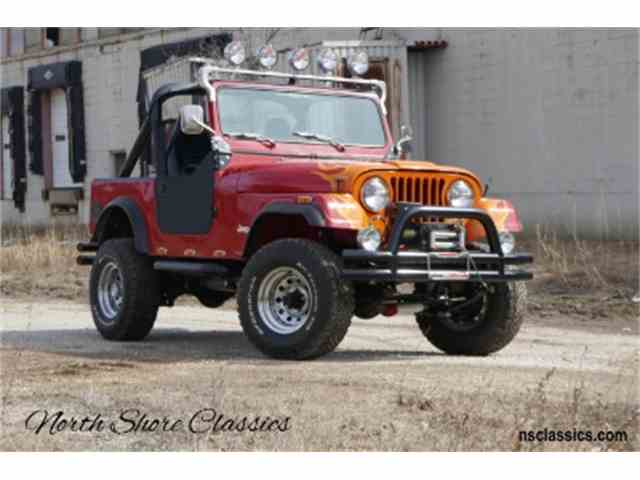 Picture of '86 CJ7 - N2X7