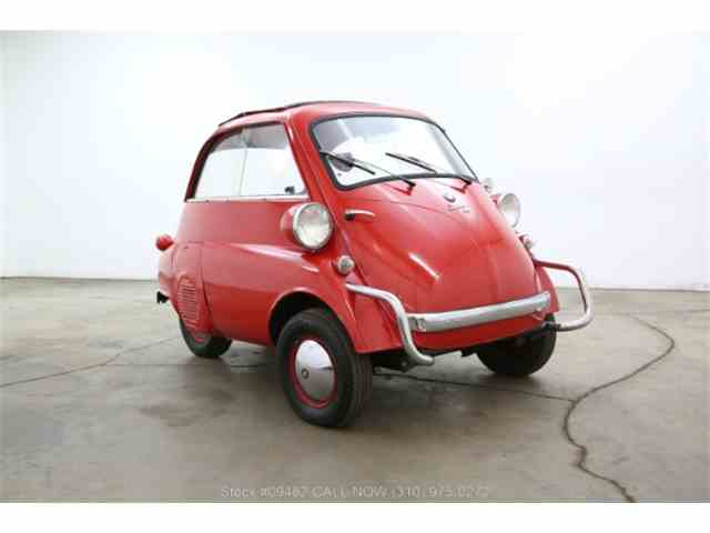 Picture of Classic 1957 Isetta located in Beverly Hills California - N2XA