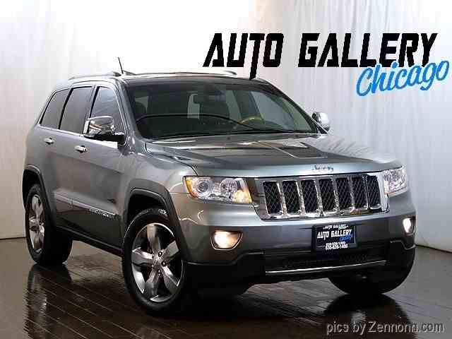 Picture of '11 Grand Cherokee - N2XS