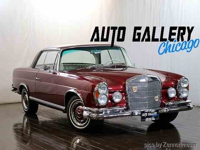 Picture of 1967 Mercedes-Benz 250SE - $56,990.00 - N2XU