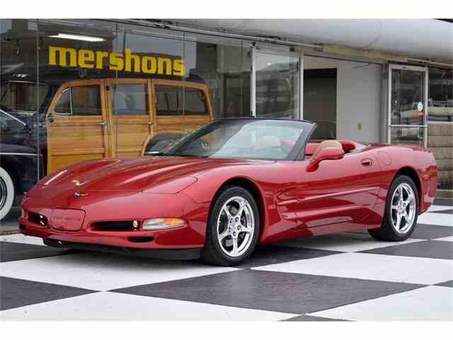 Picture of '02 Corvette - N2YO
