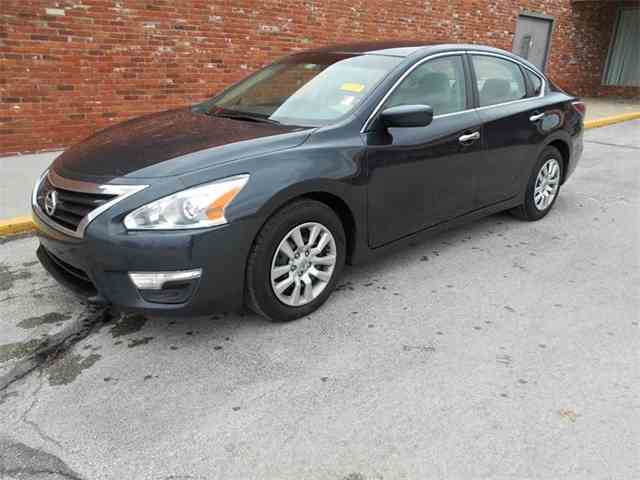 Picture of '14 Altima - N2YP