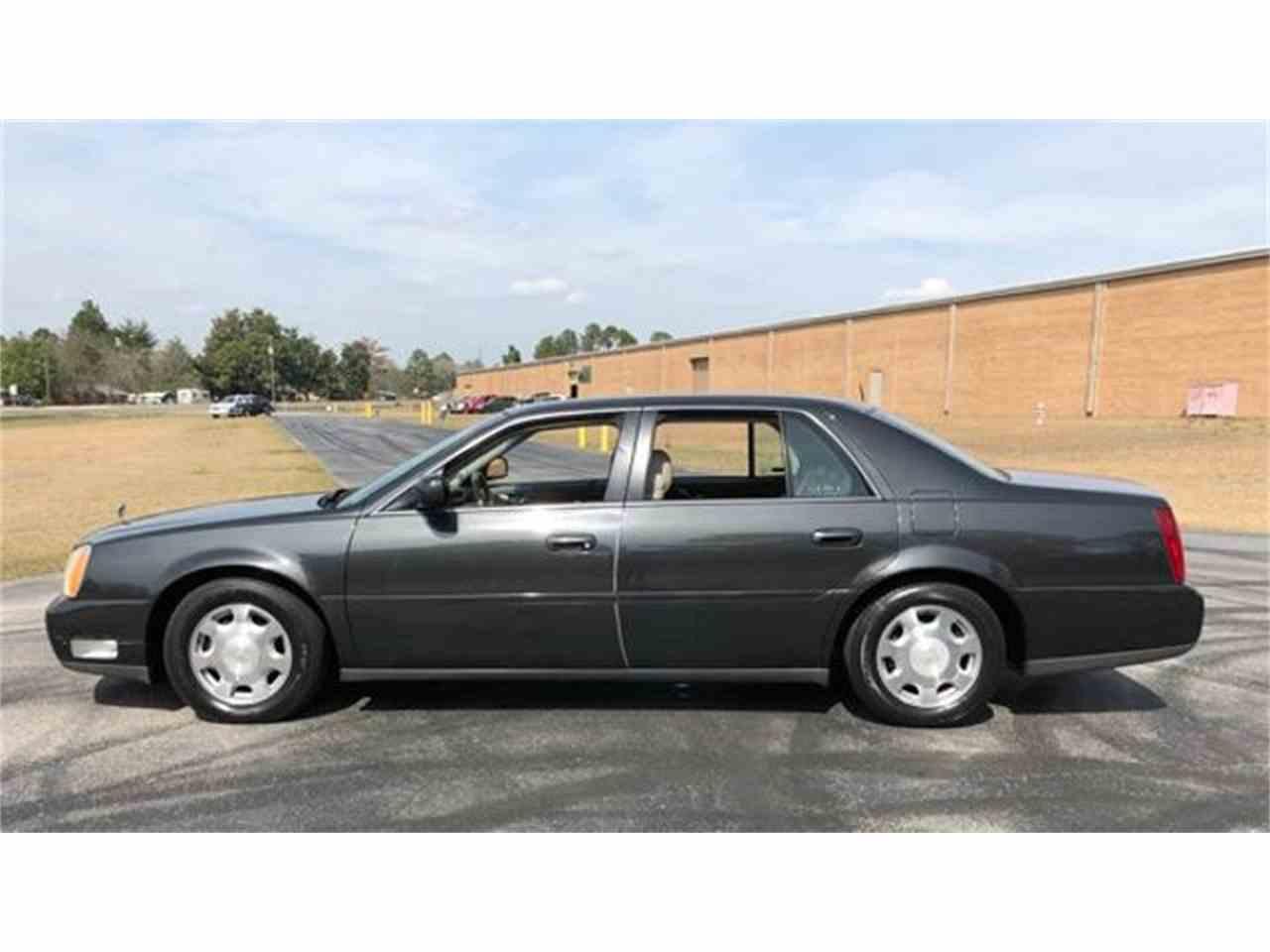 2002 Cadillac DeVille for Sale | ClicCars.com | CC-1076936