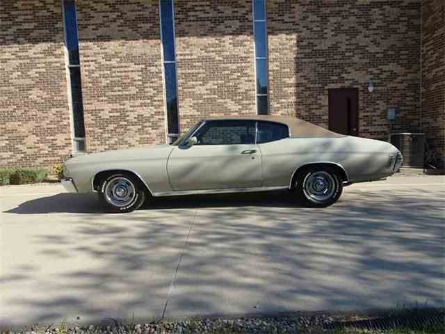 Picture of 1971 Chevelle Malibu Offered by Kinion Auto Sales & Service - N2Z3