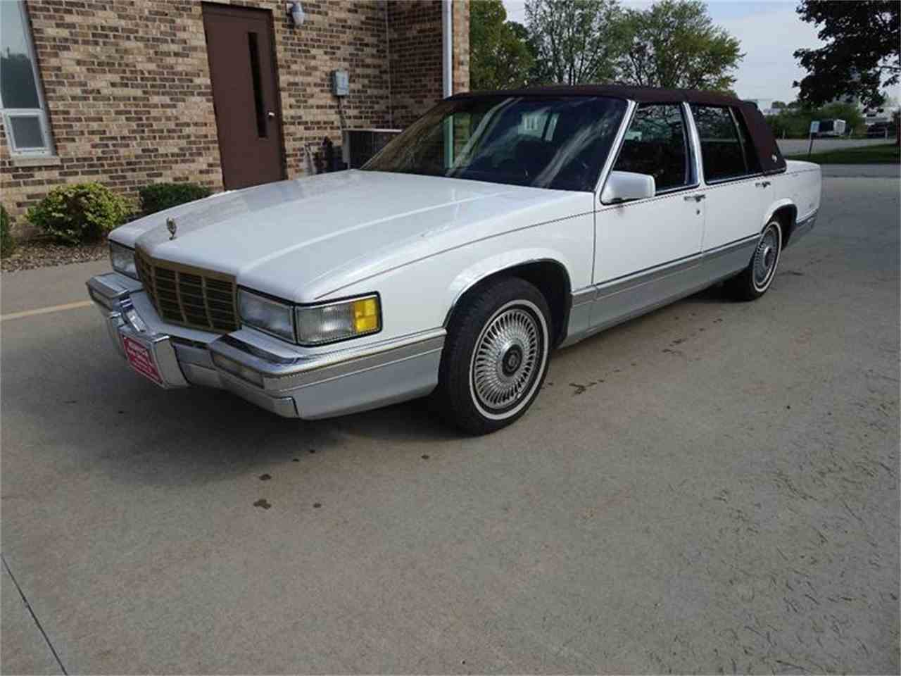 1992 Cadillac DeVille for Sale | ClicCars.com | CC-1076946