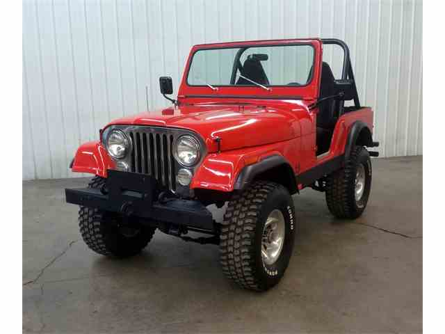 Picture of '78 CJ5 - N2Z7