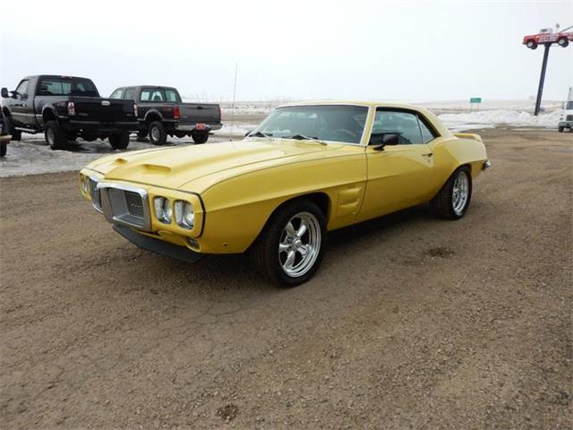 Picture of '69 Pontiac Firebird Trans Am Auction Vehicle - N2ZD