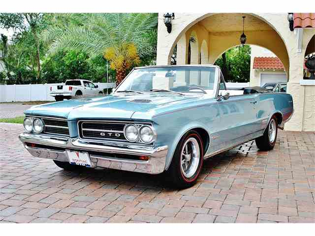Picture of '64 Pontiac GTO - N2ZL