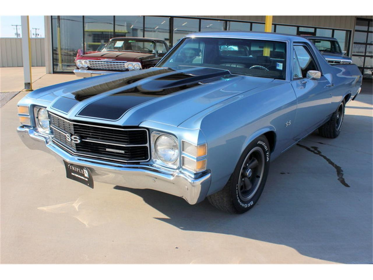 Large Picture of '71 El Camino - N2ZP