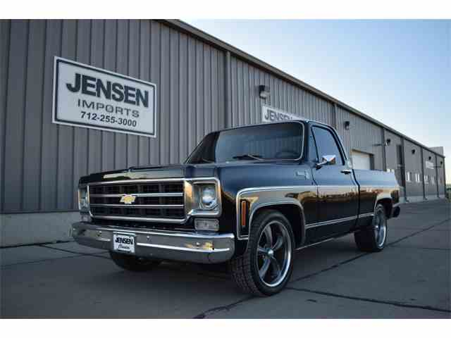 Picture of '78 Chevrolet C10 - $27,250.00 - N2ZW